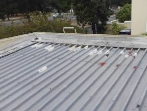 roof painting contractors parow